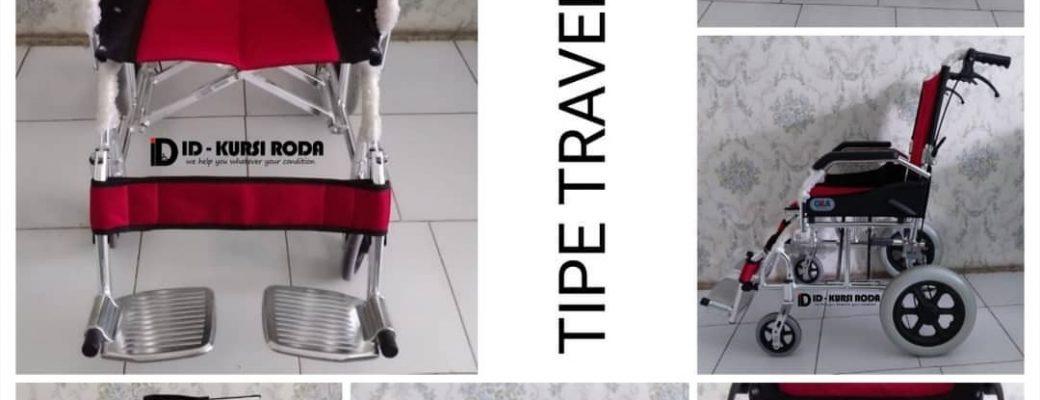 Penyewaan Kursi Roda Traveling